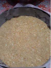 Cheesecake fredda ricetta senza cottura con frutta estiva, preparazione