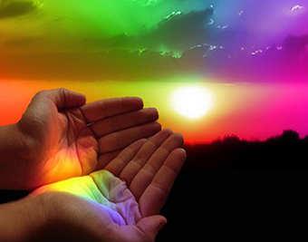 La Cromoterapia e l'effetto dei colori
