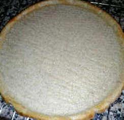 Preparazione Crostata morbida ai frutti di bosco e crema al cioccolato senza zucchero integrale