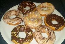 Donuts ricetta con lievito istantaneo