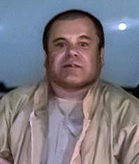 7 Fughe dal carcere: El Chapo Guzmán