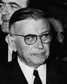 Jean-Paul Sartre, scrittore