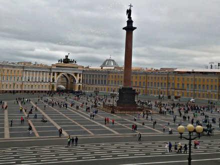 Reportage La via degli zar: San Pietroburgo, la città