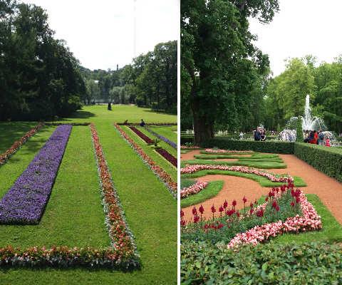 Reportage La via degli zar: San Pietroburgo, giardini