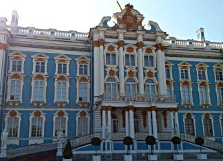 "Reportage dalla crociera fluviale ""la via degli zar"": San Pietroburgo"