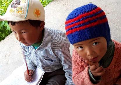 Reportage da Ladakh e Himachal Pradesh: I bambini della Govt Middle School