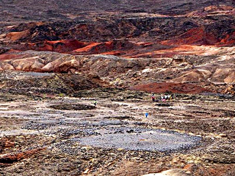 Un cimitero monumentale rivela una società egualitaria di 5000 anni fa