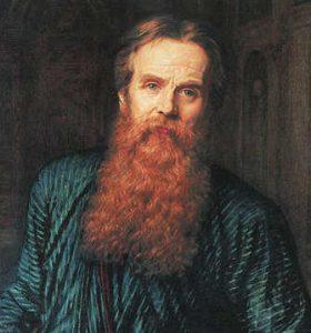 Autoritratto William Holman Hunt