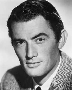 """Gregory Peck"