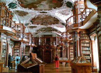 bellissime Biblioteche antiche
