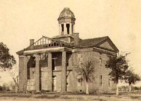 Città fantasma americane: Cahaba, Alabama Academy