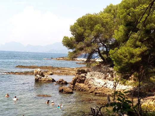 Costa Azzurra Isola Sainte Margherite