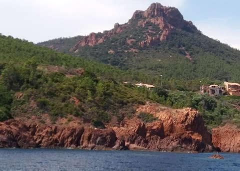 Costa Azzurra: Corniche d'Or