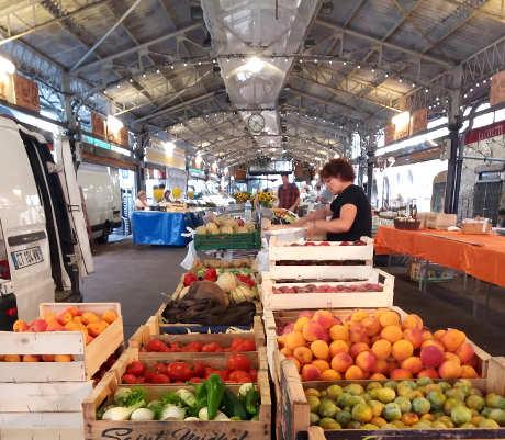 Costa Azzurra: Marché Provencal