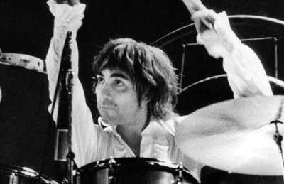 Il batterista Keith Moon
