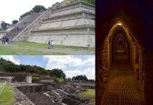 La Grande Piramide di Cholula e i suoi segreti sotto la montagna