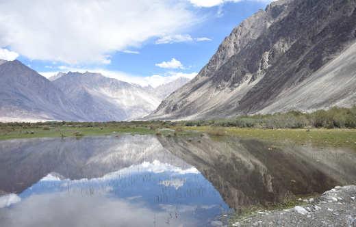 reportage Ladakh e Himachal Pradesh Nubra Valley