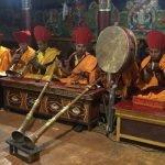 reportage Ladakh e Himachal Pradesh: puja tempio di Korzok