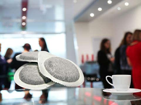 Cialde di caffè 1