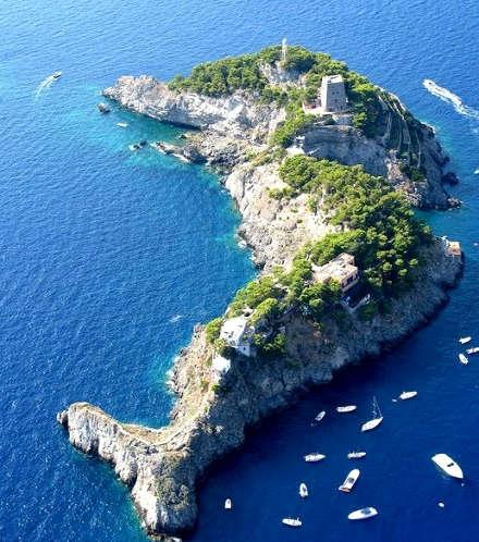 Le isole Li Galli: Gallo Lungo