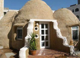 Super Adobe le case ecologiche ed economiche costruite con la terra