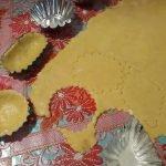 Ricetta delle Tartellette di frolla con crema pasticcera e frutta fresca, preparazione