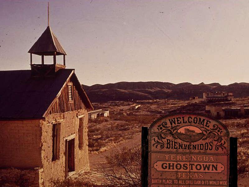 Viaggio fra le città fantasma americane: Terlingua, Cahaba e Kennicott