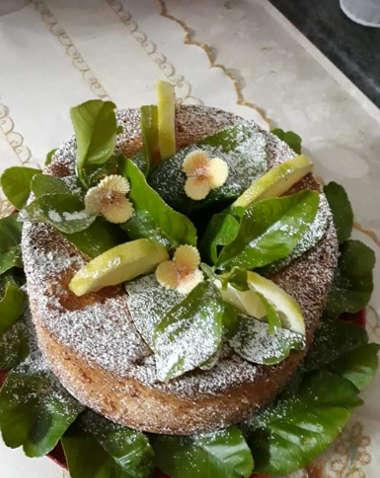 Chiffon cake al limone ingredienti