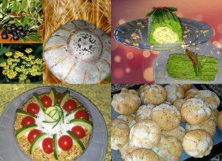 10 Ricette a Basso Indice Glicemico salate