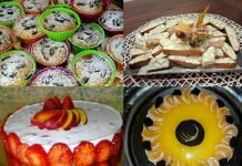 10 Ricette a basso Indice Glicemico IG dolci