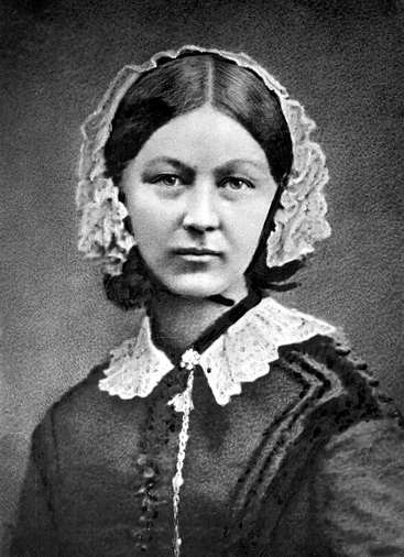 foto di Florence Nightingale