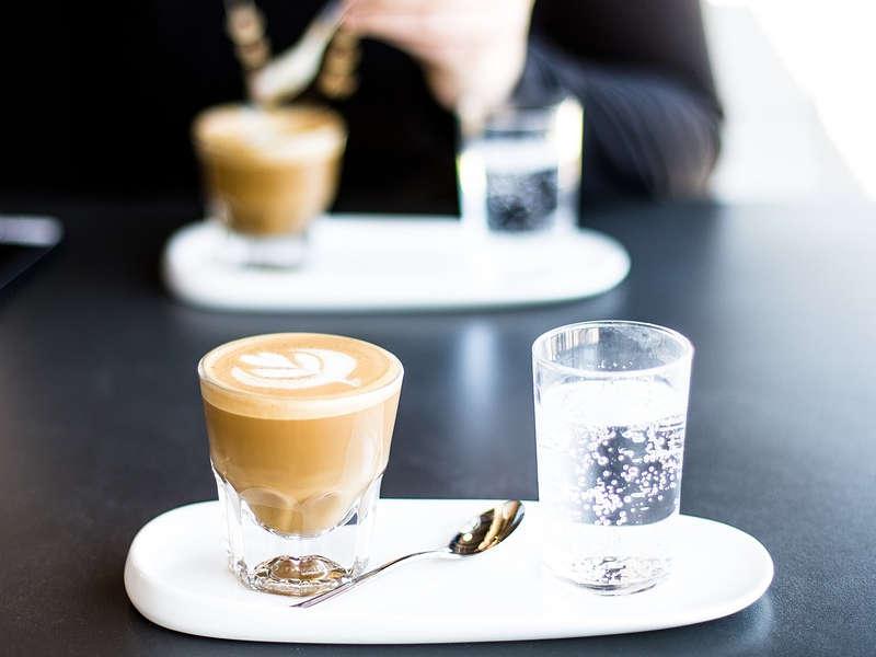vittoria del caffè verde