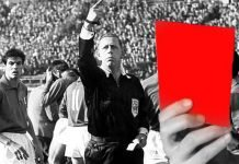 Ken Aston, l'arbitro che inventò il cartellino rosso