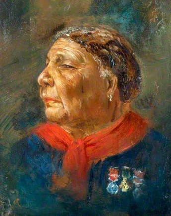 Ritratto di Mary Seacole