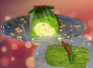 Il Tronchetto salato light a
