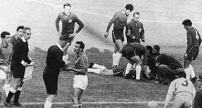 Ken Aston e la battaglia di Santiago