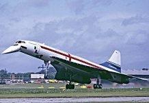 Il Concorde, un aereo supersonico per tornare indietro nel tempo