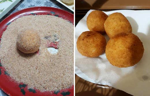 Gli Arancini di riso ricetta semplice