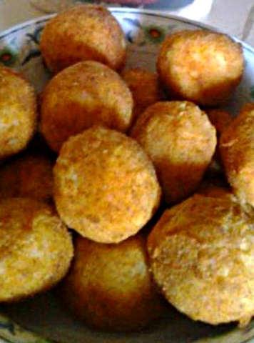 Ingredienti degli Arancini di riso senza glutine