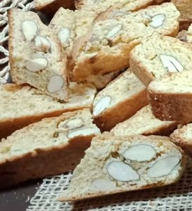 Ingredienti Cantucci integrali senza burro e senza latte