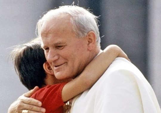 Papa Wojtyla, Che Mito sei