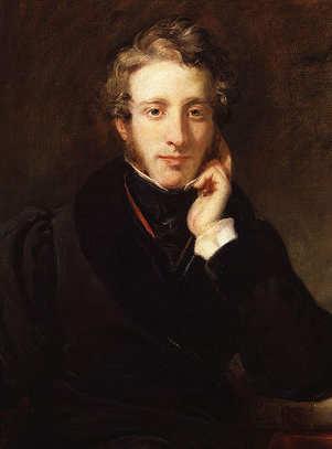 Edward Bulwer-Lytton autore di Era una notte buia e tempestosa...
