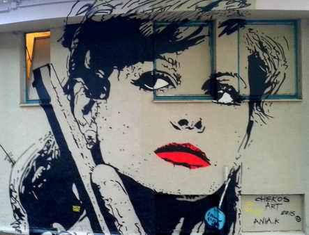Chekos'art:, street art 2