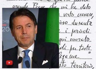 La grafia di Giuseppe Conte, lo sconosciuto di Palazzo Chigi