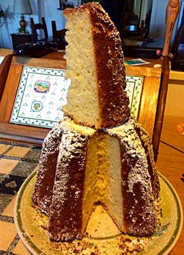 Ricetta del Pandoro senza glutine