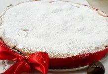 Ricetta Crostata con crema di castagne, ricotta e cioccolato