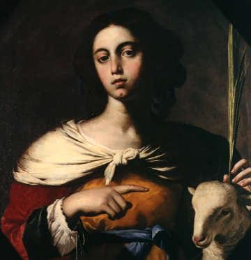 La festa di Sant'Agnese e delle Malelingue