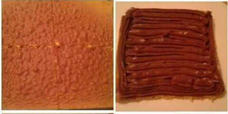 Preparazione Torta arancia e cioccolato 2