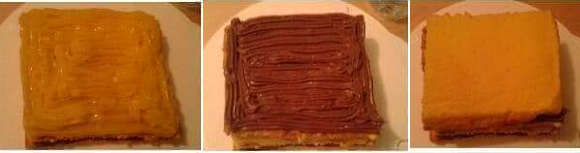 Preparazione Torta arancia e cioccolato 3