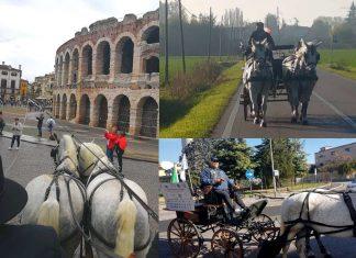 Un viaggio in carrozza tra passato e presente